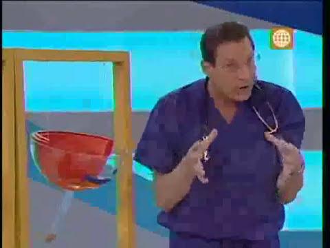 Dr. TV Perú (09-08-2013) - B3 - Asistente del día: Sindrome de vejiga dolorosa