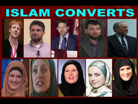 Famous celebrity converts to islam