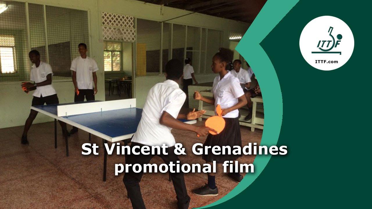 St Vincent & Grenadines promotional film