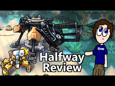 McDroid –  Halfway Review
