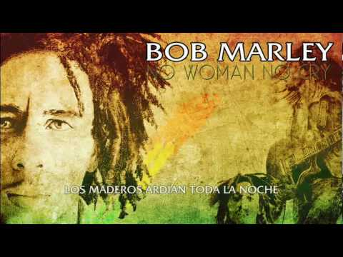 Miniatura del vídeo Bob Marley no woman cry