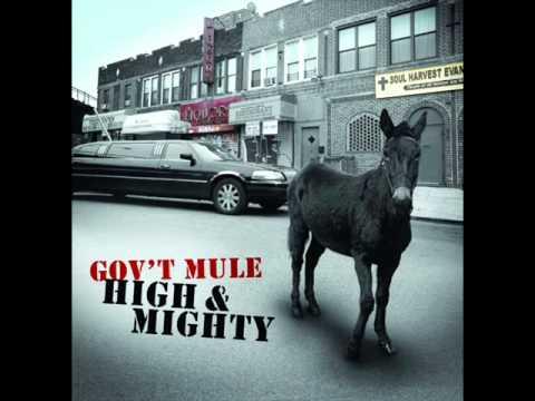 Govt Mule - So Weak, So Strong