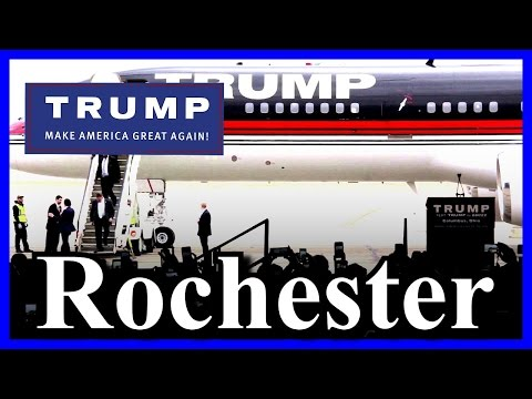 LIVE Donald Trump Rochester New York Rally FULL SPEECH HD (4-10-16) 3:00 PM EDT ✔
