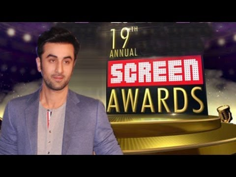 Ranbir Kapoor @ 19th Annual Screen Awards 2013 press meet