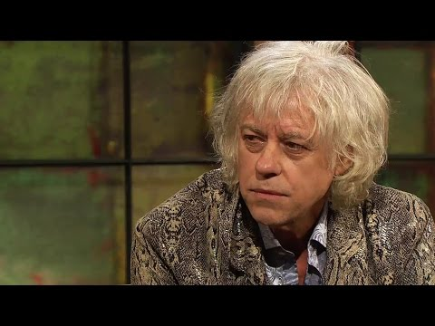 Bob Geldof on the grieving process after Peaches Geldof's death | The Late Late Show