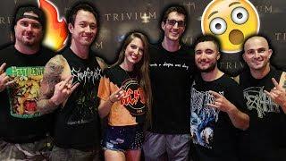 Download Lagu Hip-Hop Head's FIRST Metal Concert EXPERIENCE: TRIVIUM!! Gratis STAFABAND