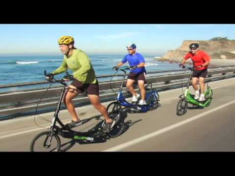 ElliptiGO Elliptical Bicycle Overview