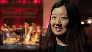 Purcell School Symphony Orchestra at Cadogan Hall - Mini Documentary