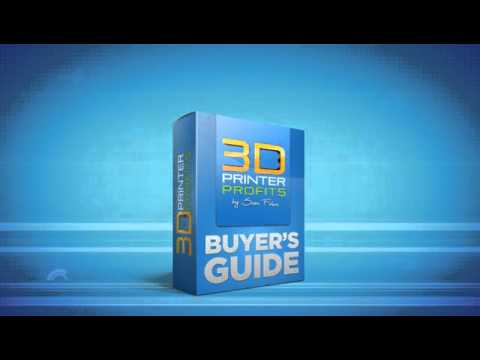 3D Printer Profits: Start A Lucrative 3D Printing Business 3D Cloning Business