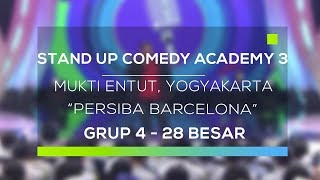 download lagu Stand Up Comedy Academy 3 : Mukti Entut, Yogyakarta gratis