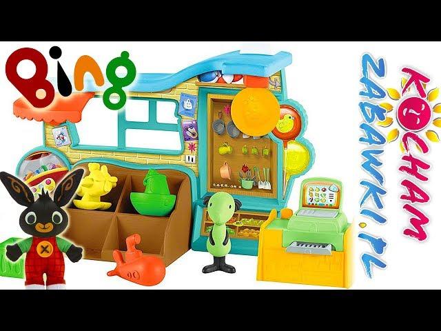 Bing •  Zakupy w sklepie zabawkowym • Urodziny pandy • bajki po polsku