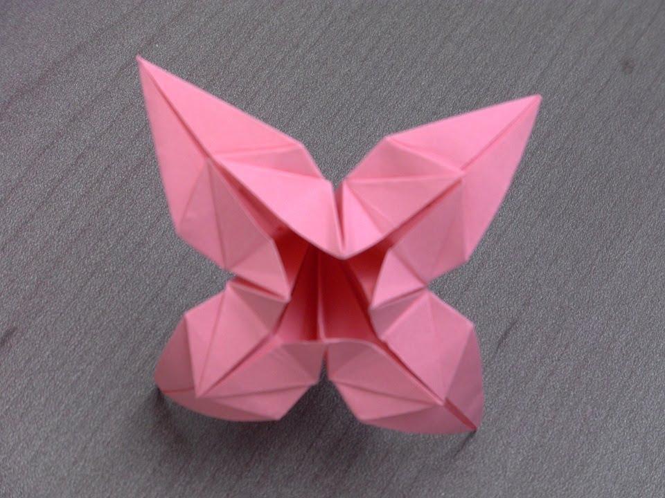 Tutoriel origami flower ariane youtube - Youtube origami fleur ...