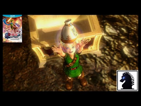 Wii U Hyrule Warriors - Young Link - Good Things Come In Small Packages