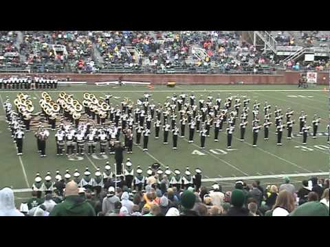 Ohio University Marching 110 - The Party Rock Anthem video