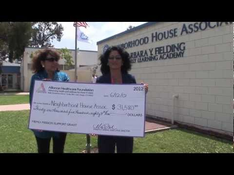 AHF Mission Support Grant - Neighborhood House Association