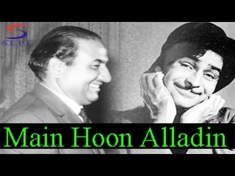Main Hoon Alladin - Lata Mangeshkar Mohammed Rafi Chitalkar -...