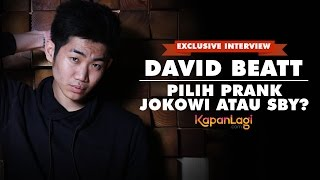 David Beatt - Pilih Nge-Prank Jokowi Atau SBY?