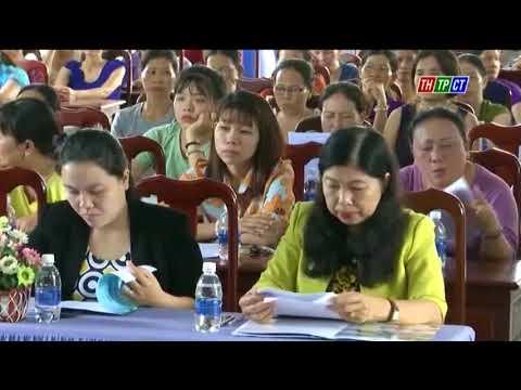 Hội LHPN thành phố tập huấn nâng cao kiến thức giáo dục đời sống gia đình