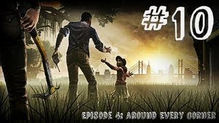 The Walking Dead - Episode 4 - Gameplay Walkthrough - Part 10 - MYSTERY TAPES (Xbox 360/PS3/PC)