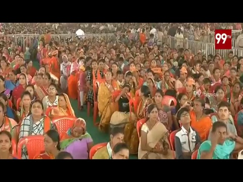 Live | PM Shri Narendra Modi to address public meeting at Bilaspur, Chhattisgarh | 99 TV Telugu