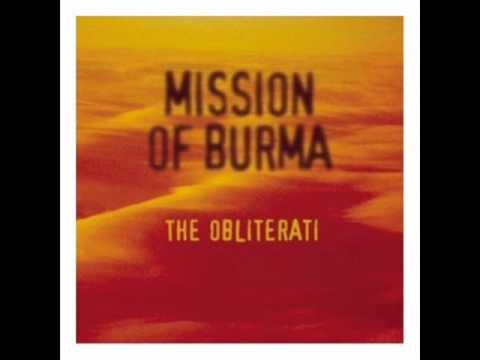 mission of burma - nancy reagan's head