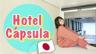 UMA NOITE NO HOTEL CÁPSULA DO JAPÃO
