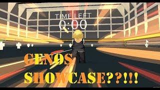 Anime Cross 2: GENOS SHOWCASE???!!!!! (no gameplay)