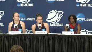 UD Women's Basketball Sweet 16 Pre-Game Press Conference