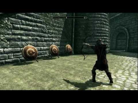 Skyrim GLITCH How to get Infinite Daedric Arrows