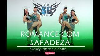 download musica Romance Com Safadeza - Wesley Safadão e Anitta Coreografia Cia SC Dance