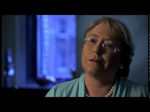 Michelle Bachelet on Leadership (English)