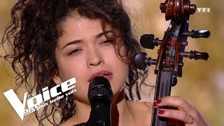 Rihanna - Diamonds  | Ana Carla | The Voice 2019 | Blind Audition