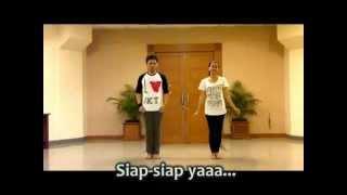 "Download Lagu The FIRST Betawi Flashmob Dance in Outdoor (Lagu: ""Ondel2"". Aransemen: Clarissa Tamara) Gratis STAFABAND"