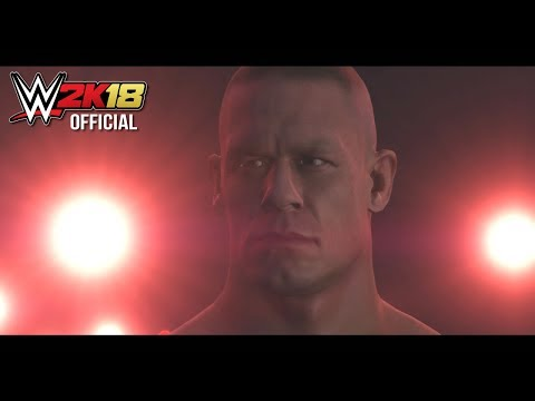 WWE 2K18 Official - John Cena Edition & Batista & RVD Return to WWE Games (EPIC REVEAL)
