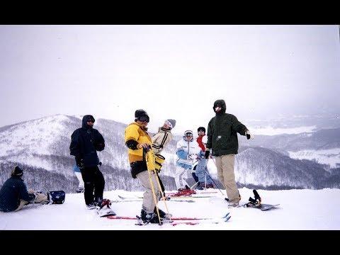 猫魔スキー場へ