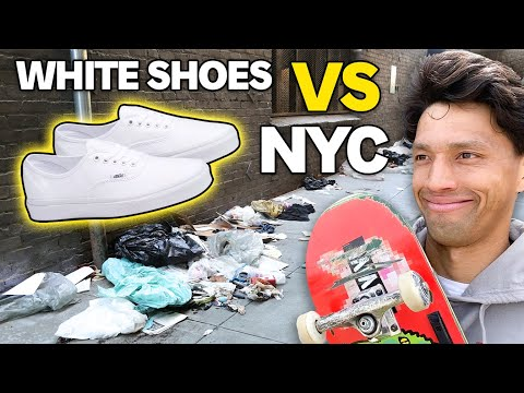 Pro Skater Needs New Shoes Every 24 Hours