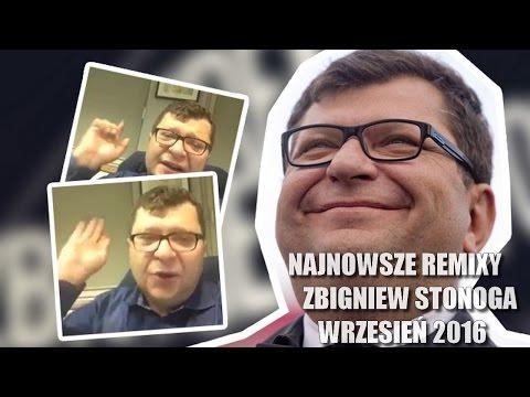Zbigniew Stonoga - NAJNOWSZE REMIXY/WRZESIEŃ 2016 - CAŁA PŁYTA