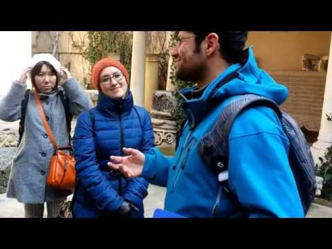 Bucharest Guided Walking Tour - March 2015