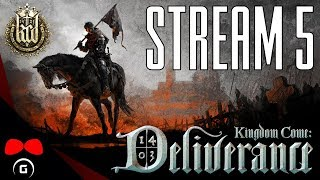 Kingdom Come: Deliverance [ First Feel ] | #5 | Agraelus | 1080p60 | PC | CZ
