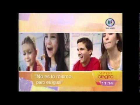 No Es Lo Mismo Pero Es Igual - Mariana Y Mauricio Beso
