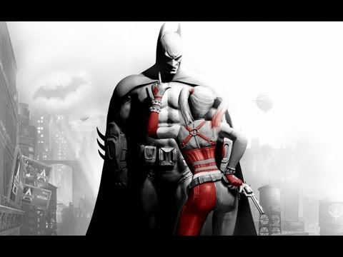 Batman: Arkham City ultra dx 11 gtx 680