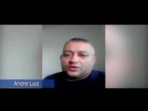 Amigos do Papo: Um lindo testemunho do André Luiz.