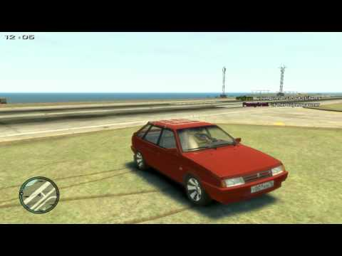 GTA 4 Car Mods VAZ 21093i