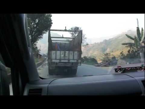 Katmandu-Pokhara Prithvi Highway