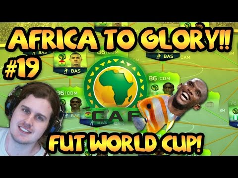 KONE STRIKES BACK! AFRICA TO GLORY EP19 | FIFA 14 ULTIMATE TEAM klip izle