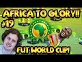 KONE STRIKES BACK! AFRICA TO GLORY EP19 | FIFA 14 ULTIMATE TEAM