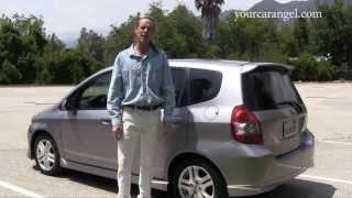 2007-2008 Honda Fit - Used Car Reviews