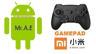 GamePad para Android -- xiaomi gamepad Bluetooth