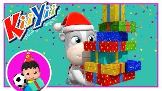 Deck The Halls + More! | Little Baby Boogie | KiiYii | Nursery Rhymes For Babies