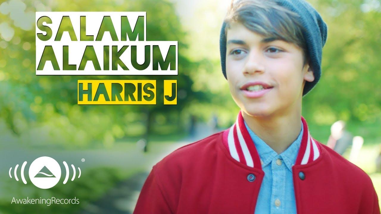 Terjemahan Lirik Lagu Harris J - Salam Alaikum